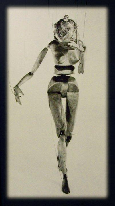 William Addison Dwiggins, Lilith from Prelude To Eden, 1956.jpg