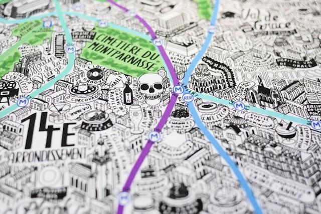 Paris, hand drawn - Jenni Sparks0.jpg