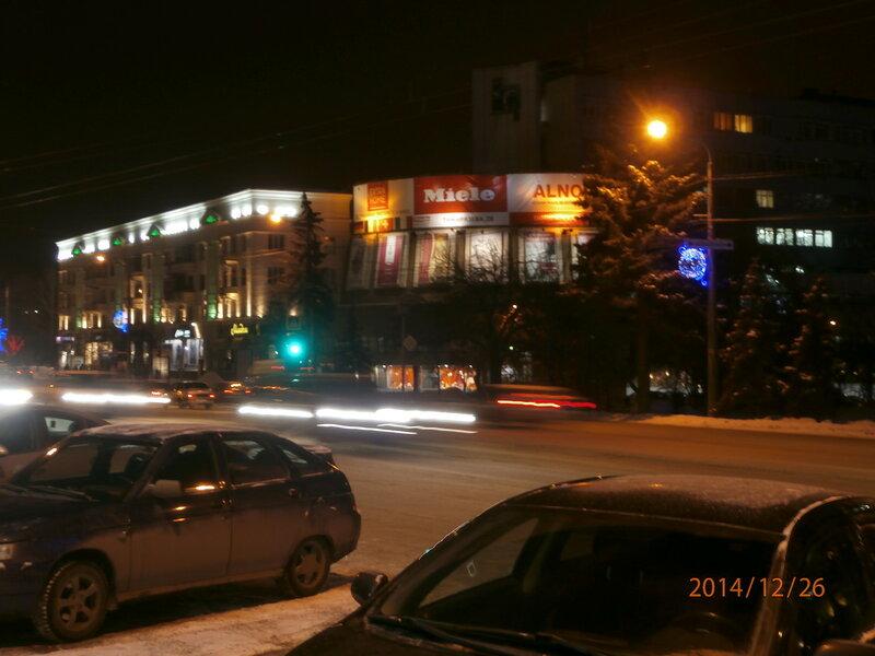 На проспекте Ленина (1)