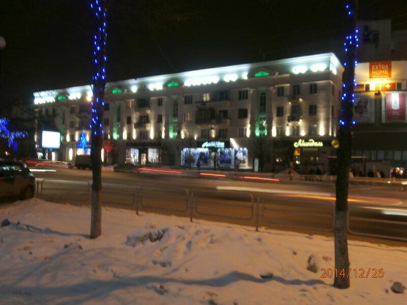 На проспекте Ленина (2)