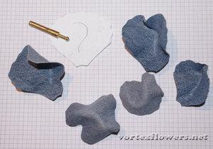 Мастер-класс. Мак из джинсовой ткани от Vortex  0_fbeb0_48f97696_M