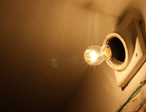 В Кишиневе наладят освещение во всех подъездах