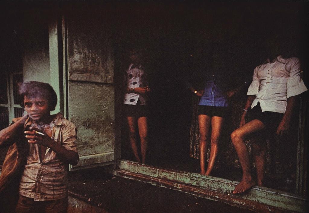 проститутки в начале века