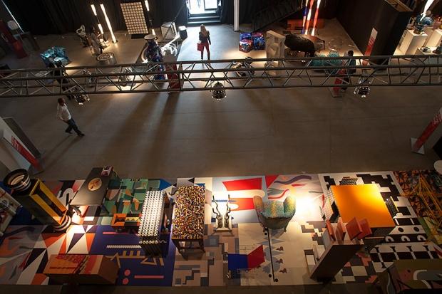 Экспонаты выставки дизайна Moscow Design Week 2013