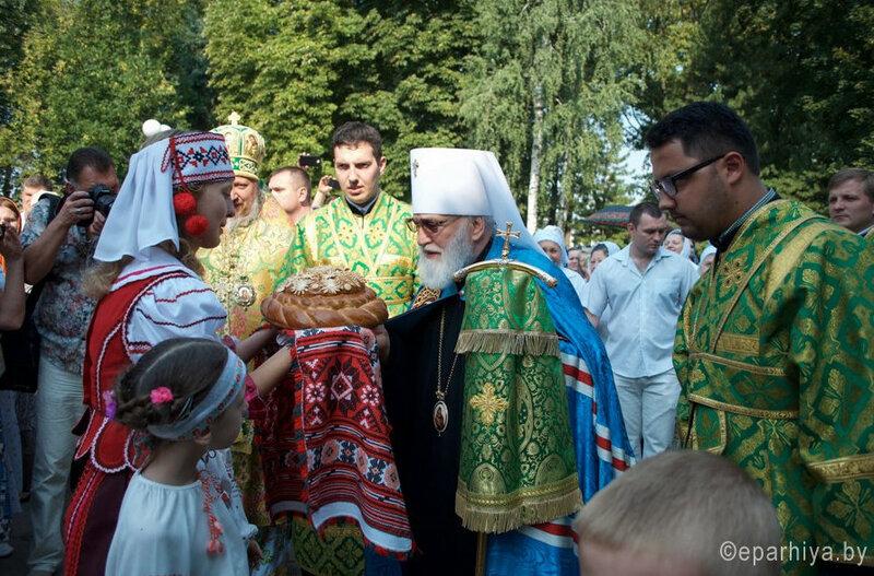 Сегодня 90-летие основания и 25-летия возрождения Гомельской епархии.