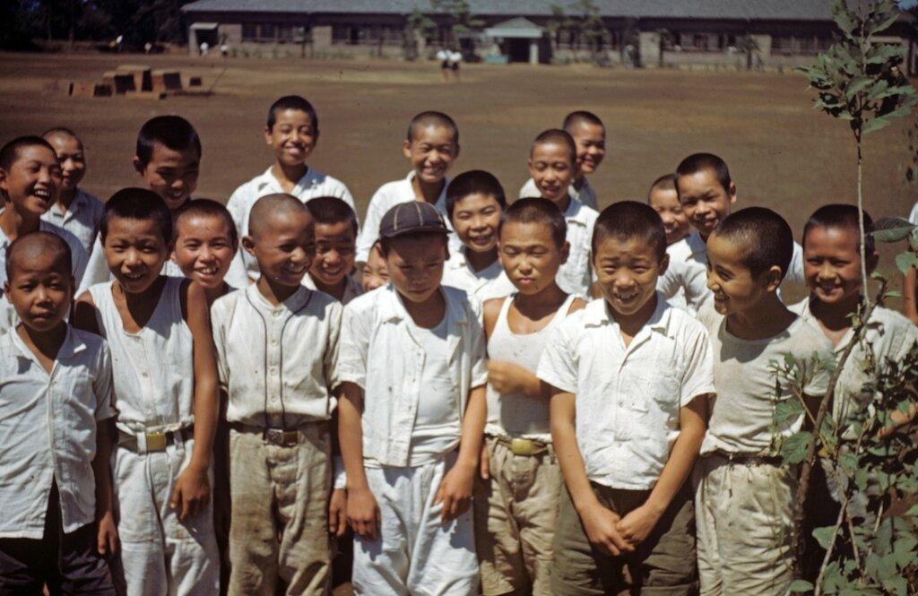 Boys,Sept 1951