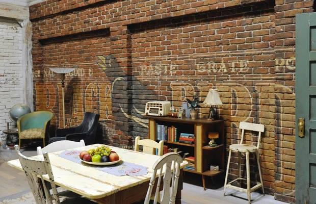 """Ghost sign / """"надписи-призраки"""" - на старых фасадах и в новых интерьерах"""
