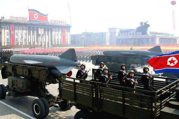 Вашингтон иСеул недадут КНДР стать ядерным государством