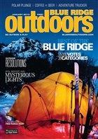 Blue Ridge Outdoors №1 (январь), 2013 / UK