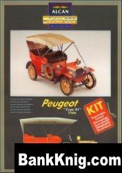 Журнал Alcan - автомобиль Peugeot Type 81, 1906 год