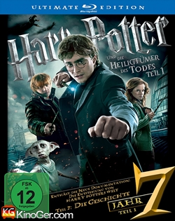 Harry Potter Und Die Heiligtümer Des Todes - Teil 1 (2010)
