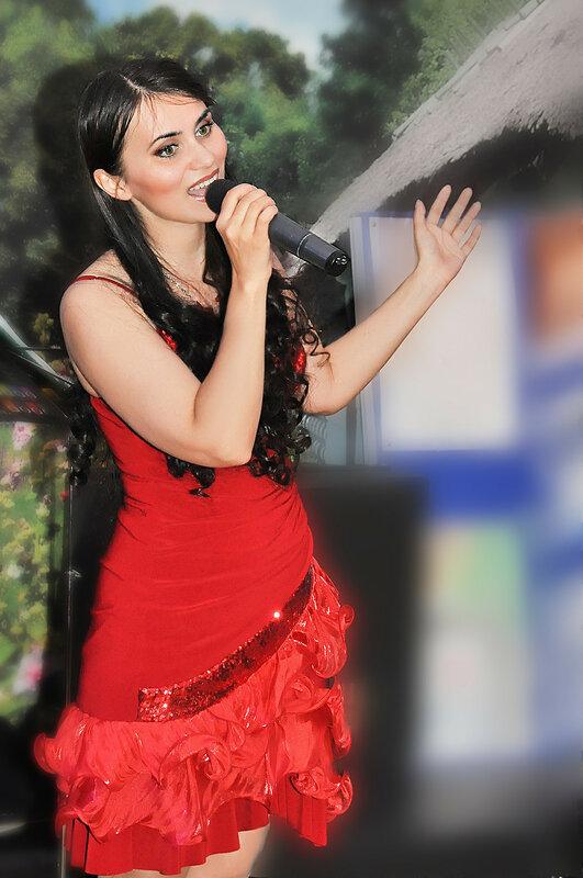 певица Олия
