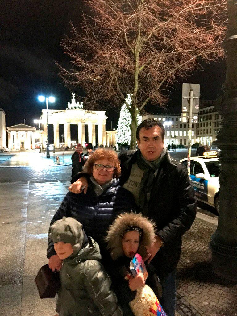 Берлин, декабрь 2014