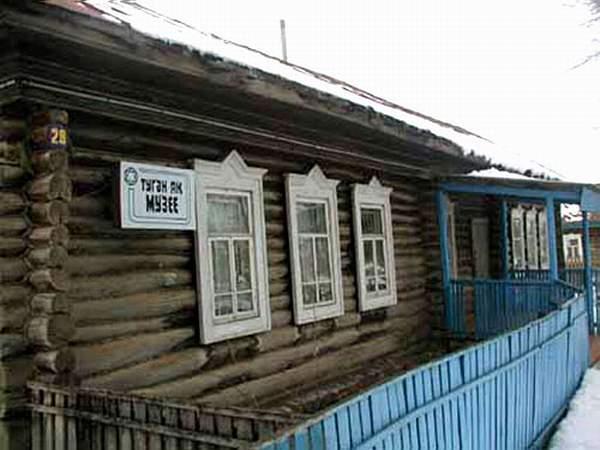 Поселок Муслюмово