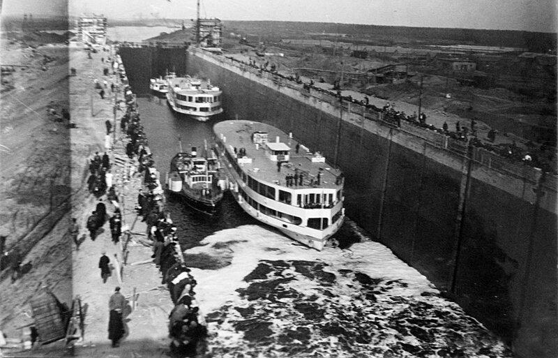 10 24 апреля 1937 Шлюз №1.JPG