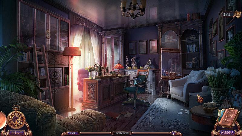 لعبة Grim Tales: Final Suspect