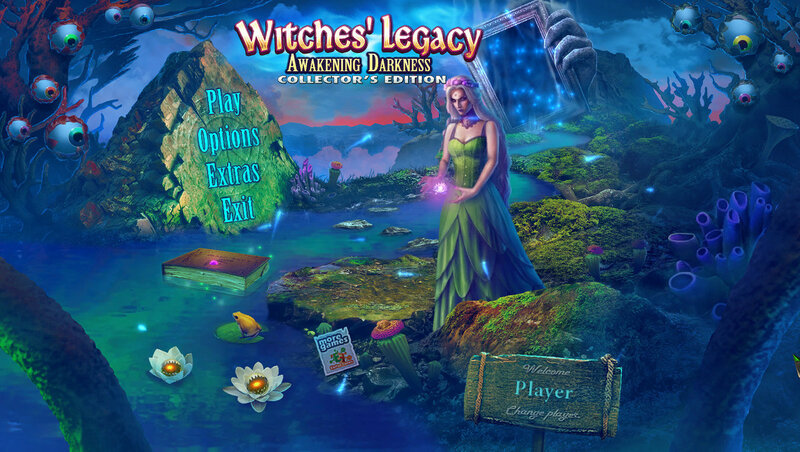 Witches' Legacy: Awakening Darkness CE