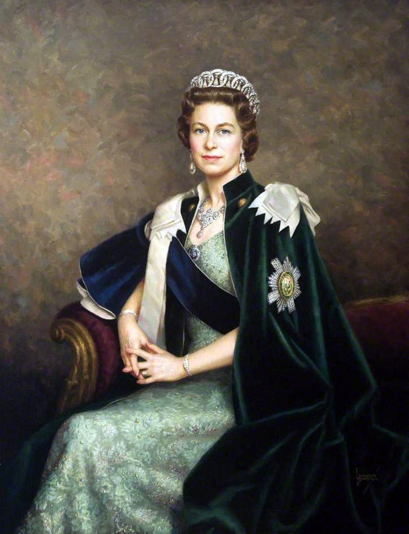 HM Queen Elizabeth II (b.1926) | Royalty of Great Britain