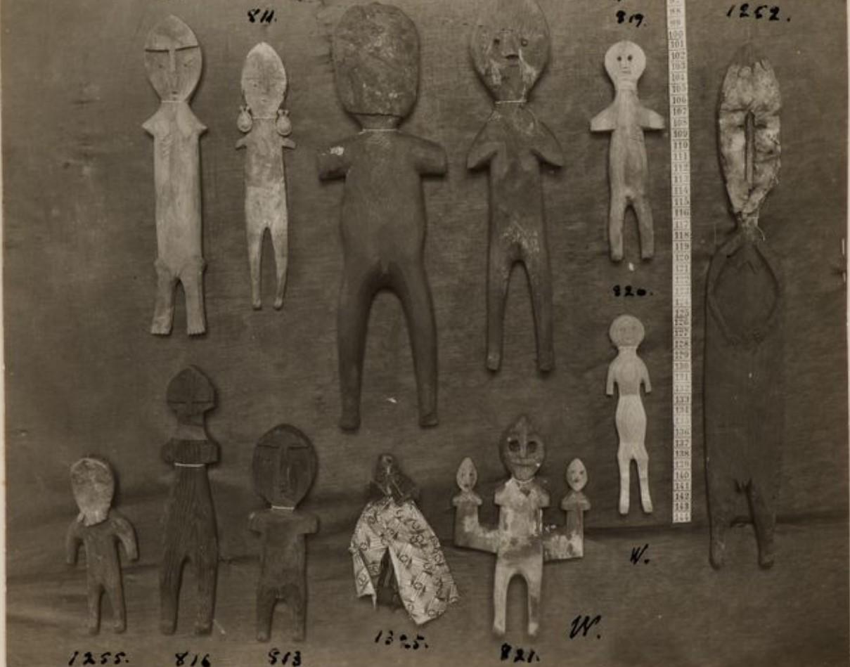 Ритуальные фигуры. Айпалов, Васюган