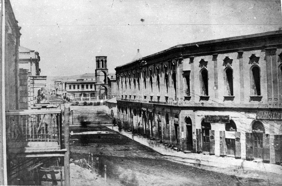 Великокняжеская (Ольгинская) ул. 1880