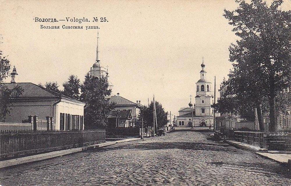 Большая Спасская улица