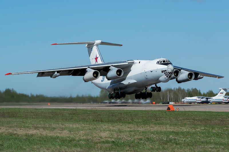 Ильюшин Ил-78М (RF-94290 / 31 синий) D807845_1400