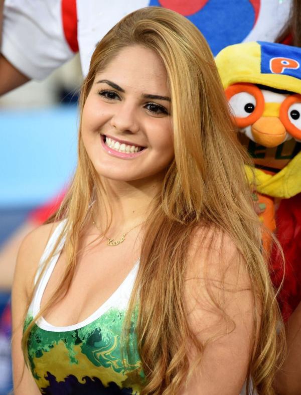 бразильские красивые девушки - 7