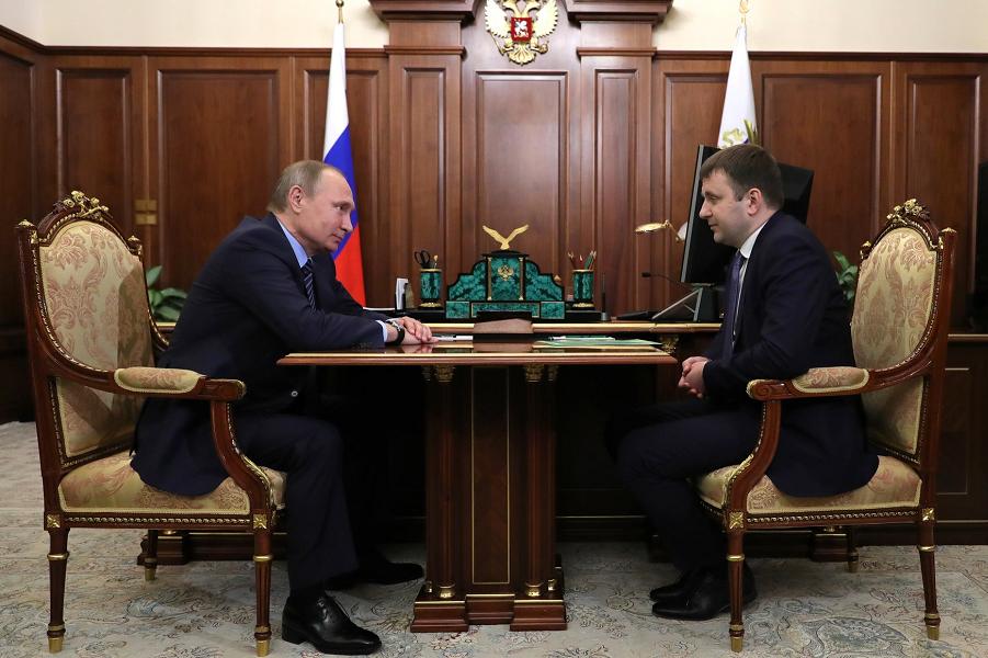 Назначение Максима Орешкина министром экономического развития 30.11.16.png