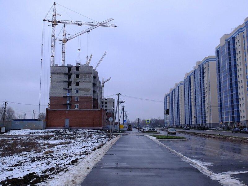 пл. Куйбышева, чапаевская, ЖК Волгарь 286.JPG