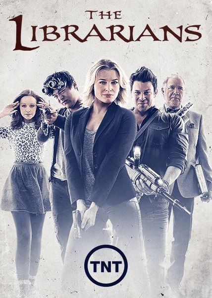 ������������ / The Librarians (1 �����/2014/WEB-DLRip/HDTVRip)
