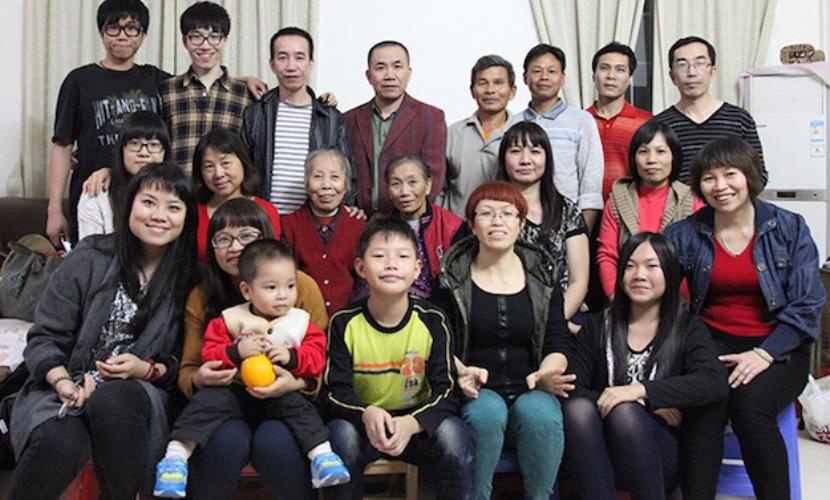 Семейный обмен женами 9 фотография
