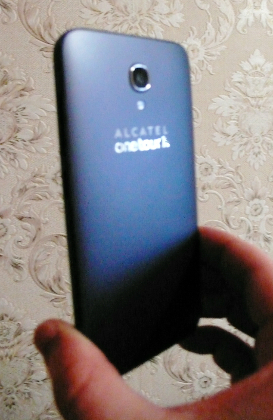 Alcatel Idol 2 S (вид сбоку)
