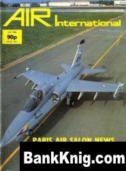Журнал Air International  1985 №7  (v.29 n.1)