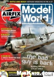 Журнал Airfix Model World - Issue 22