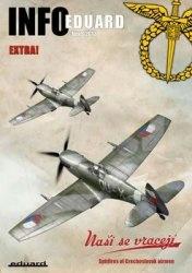 Журнал Spitfires of Czechoslovak Airman (Info Eduard Extra)