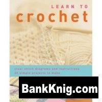Журнал Learn to Crochet jpg 50Мб