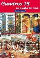Книга Cuadros en punto de cruz  16