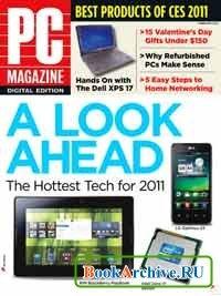 Журнал PC Magazine - February 2011