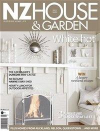 Журнал Журнал New Zealand House & Garden (июль 2009) / NZ