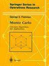 Книга Monte Carlo: concepts, algorithms, and applications