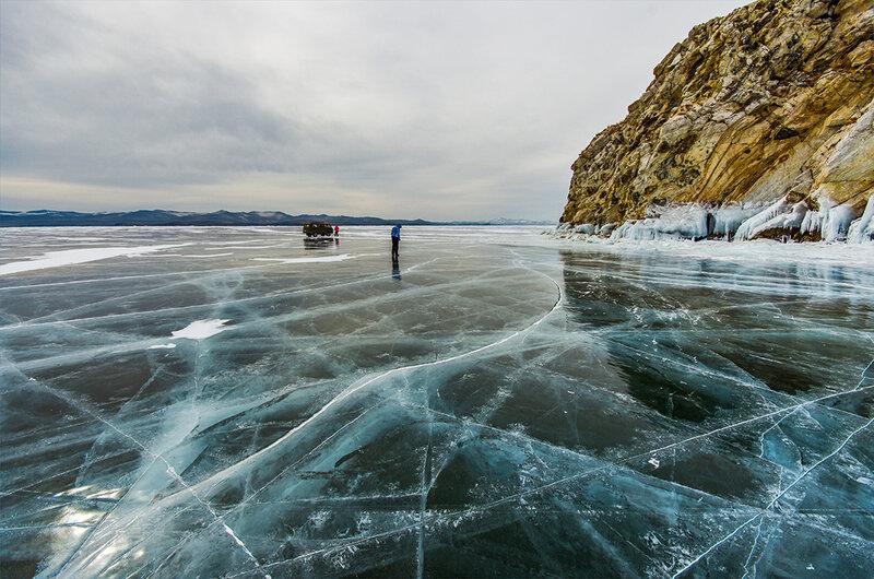 Гладкий лёд