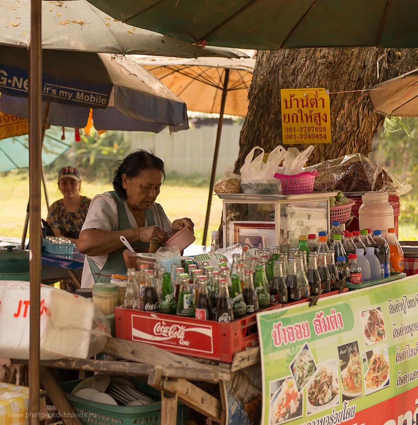 Фото 5. Самая вкусная еда в Таиланде - в макашницах. Отзывы туристов об отдыхе в феврале