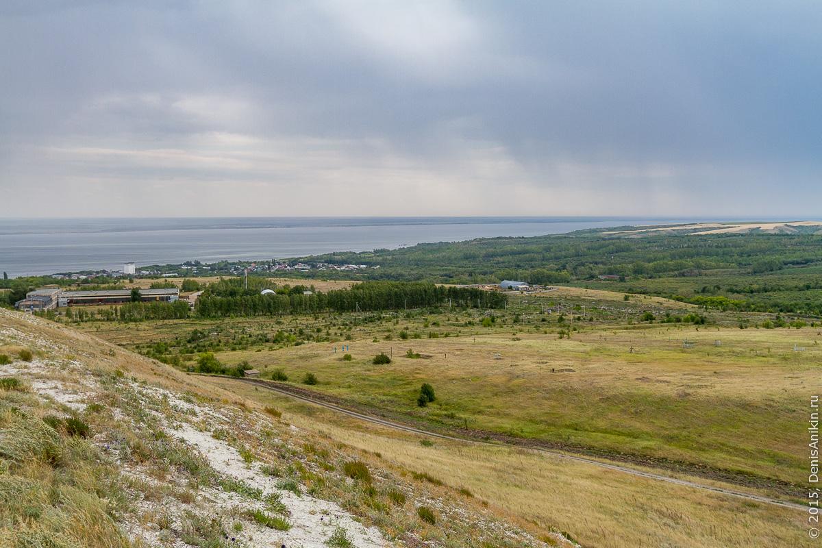 Гора Каланча Хвалынск 6