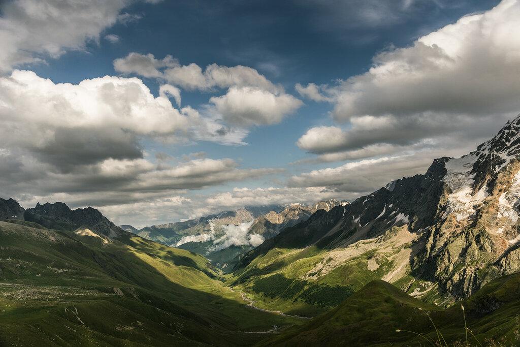 Северная Осетия. ИзДигории вБалкарию– часть7
