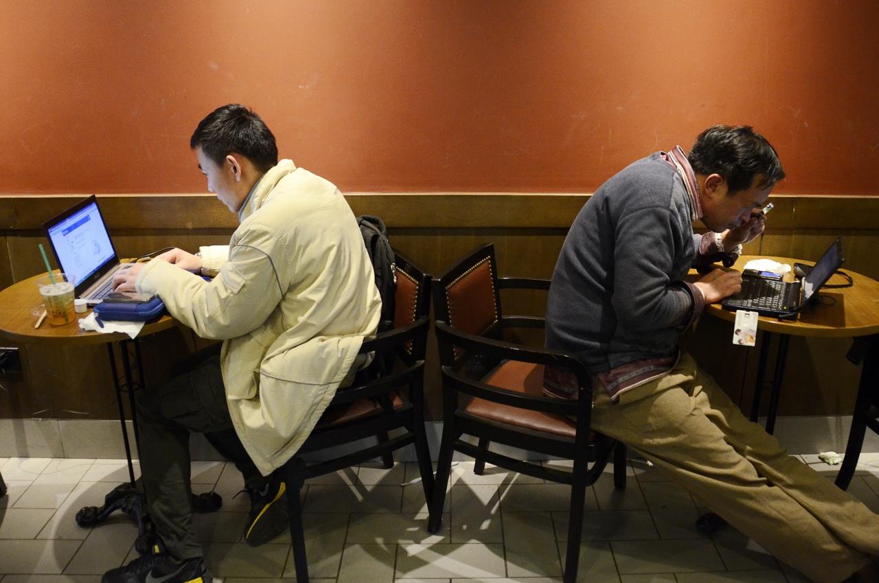 Как мы писали, лучший интернет в Китае в KFC