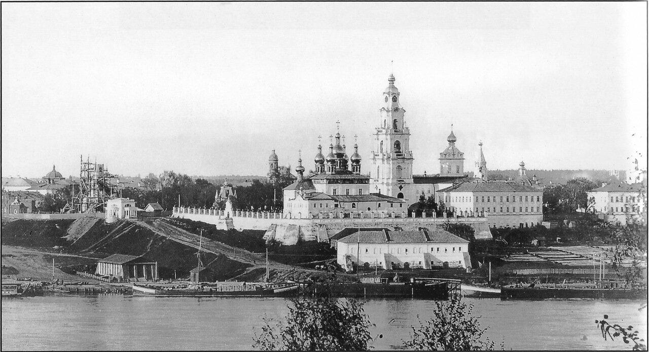 Вид Кремля