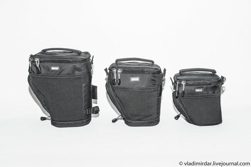 Фото сумки-кобуры Think Tank Photo Digital 20, 10 и 5