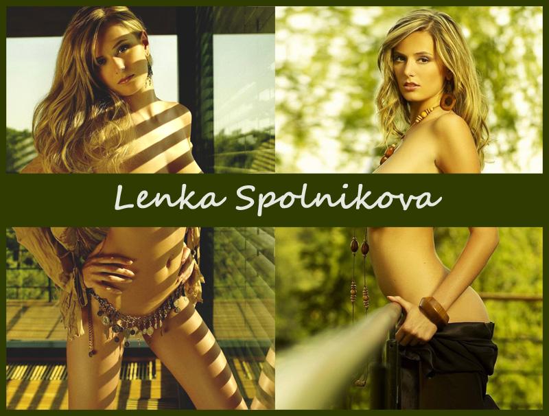 Чешская модель Lenka Spolnikova