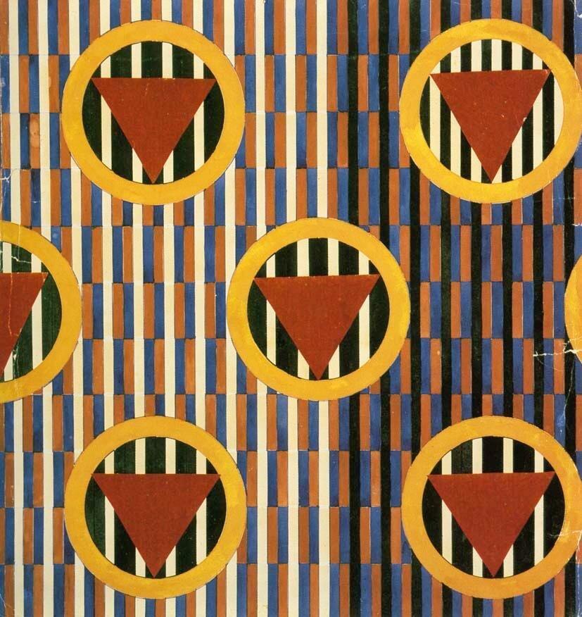 Textile designs by Lyubov Popova and or Varvara Stepanova, c. 19241280.jpg