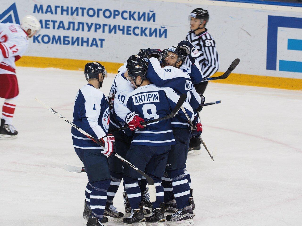 12Металлург - Cпартак 26.12.2015